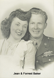 Jean and Forrest Baker